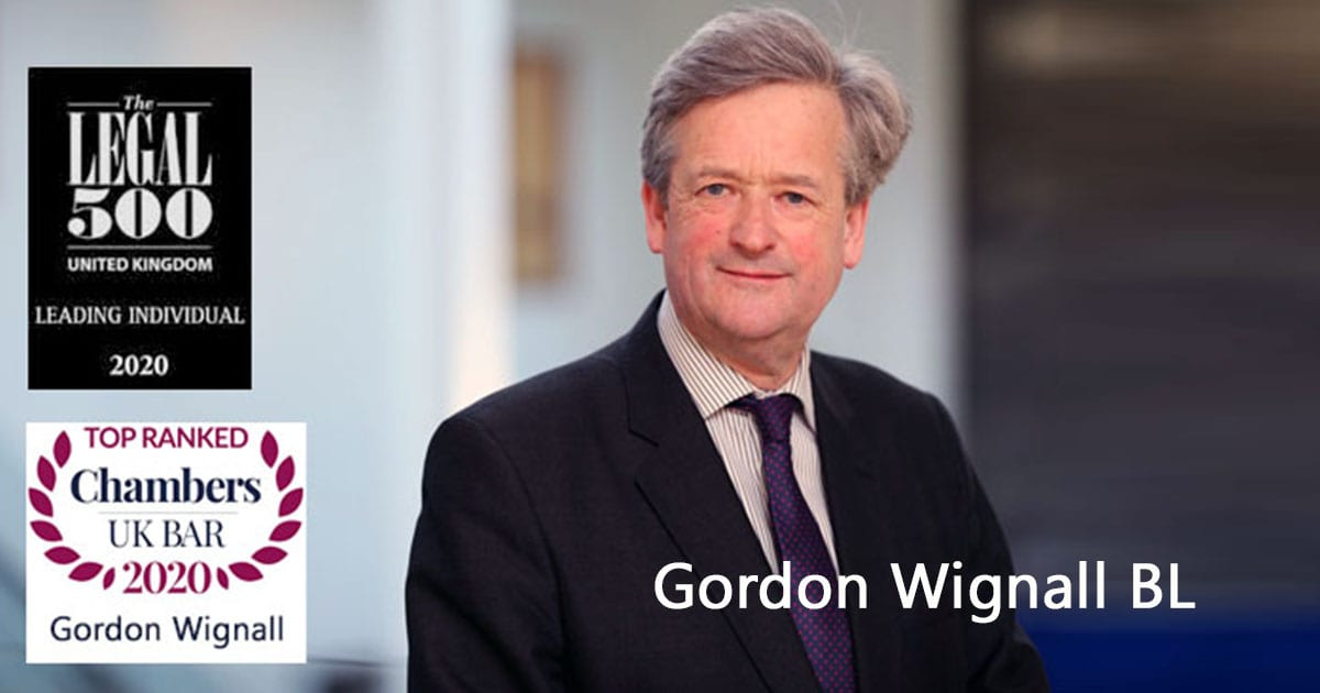 GORDON WIGNALL